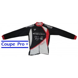 Manches Longues Coupe Pro +